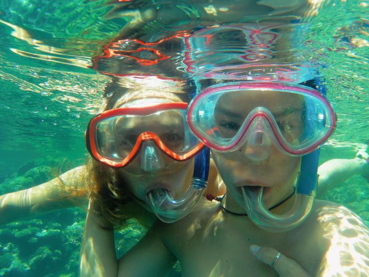 Impariamo a nuotare in inglese!
