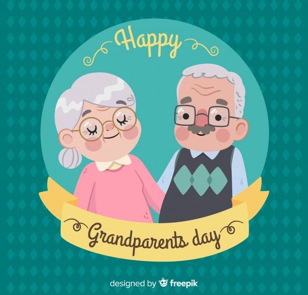Happy Grandparents day!!!
