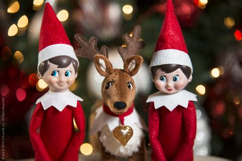 Elf on the shelf: una tradizione natalizia americana