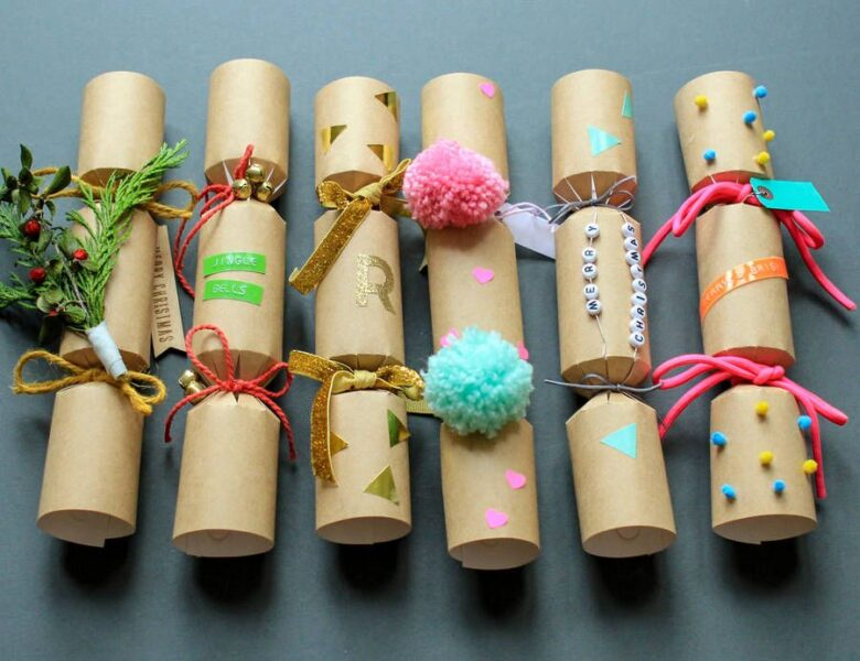Christmas crackers: per un Natale British style!