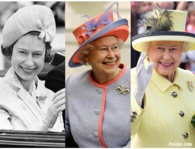 Quanti cappelli Her Majesty!
